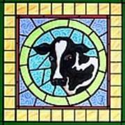 Holstein 4 Poster