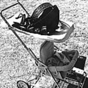 Holster Baby Carriage Helldorado Days Tombstone 1970 Poster