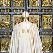 Holy Mass And Opening Of The Holy Door Poster
