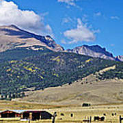 Home On The Range - A Westcliffe Ranch Poster