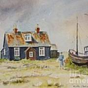 Home Sweet Home Dungeness Poster