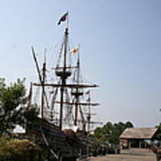 Homesteaders Ships Poster