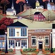 Hometown America Poster