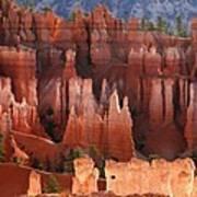 Hoodoo Sunrise Bryce Canyon Poster