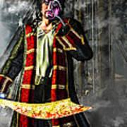 Hook Pirate Extraordinaire Poster