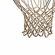 Hoops Anyone Poster