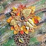 Hope Flower Poster