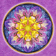 Hope Mandala Poster