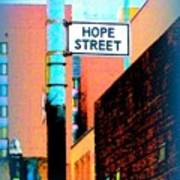 Hope Street Poster