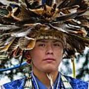 Hopi Warrior Poster