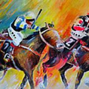 Horse Racing 05 Poster