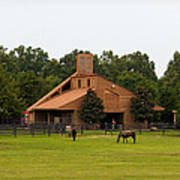 Horse Stables 2 Poster