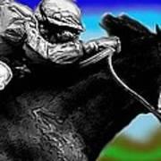 Horseracing Poster