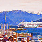 Horseshoe Bay Ferry Poster