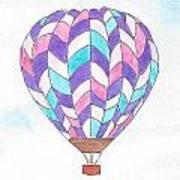 Hot Air Balloon 06 Poster