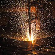 Hot Steel Poster