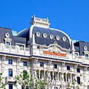 Hotel Gallia Poster