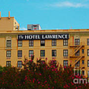 Hotel Lawrence Poster