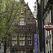 Hotel The Globe Amsterdam Poster
