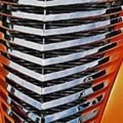 Hotrod Grill Poster