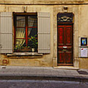 House Arles France Dsc01781  Poster
