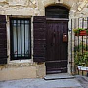 House Arles France Dsc01809  Poster