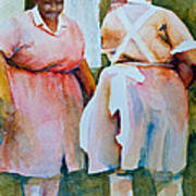 Housekeepers Of Soniat House Poster