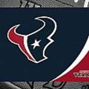 Houston Texans Poster