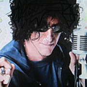 Howard Stern - Radio King Poster