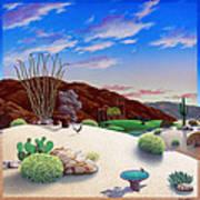 Howards Landscape Poster