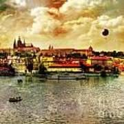 Hradczany - Prague Poster