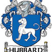 Hubbard Coat Of Arms Cork Ireland Poster
