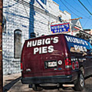 Hubig's Pies Poster