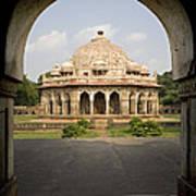 Humayuns Tomb, India Poster