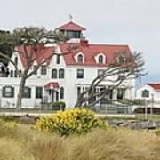 Humboldt Bay Coast Guard Station Poster