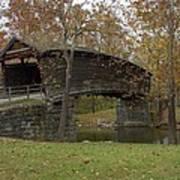 Humpback Bridge Right Side View Poster
