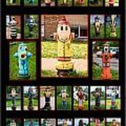 Hydrants Poster