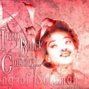 I Am Black And Comely Poster