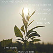 I Am Greatful Poster