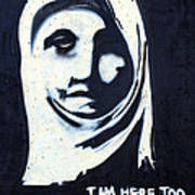 I Am Here Too Poster
