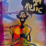 I Am Music #1 Poster