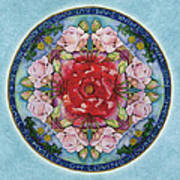 I Am That Mandala Poster