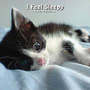 I Feel Sleepy Poster