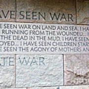 I Hate War Poster