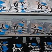 I Heart N Y Poster