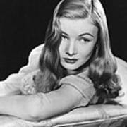 I Married A Witch, Veronica Lake, 1942 Poster