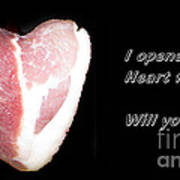 I Opened My Heart For You Poster