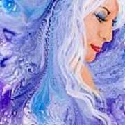 Ice Angel Poster