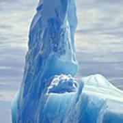 Iceberg Antarctica Poster