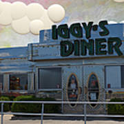Iggy's Diner Poster